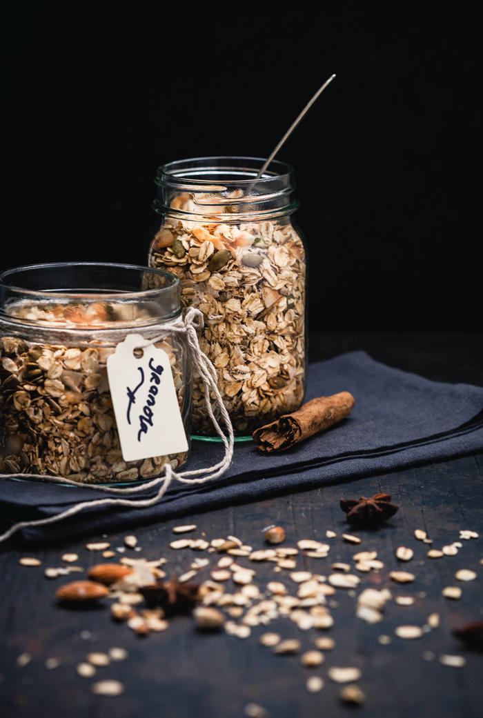Chai Spiced Granola_gastrostoria