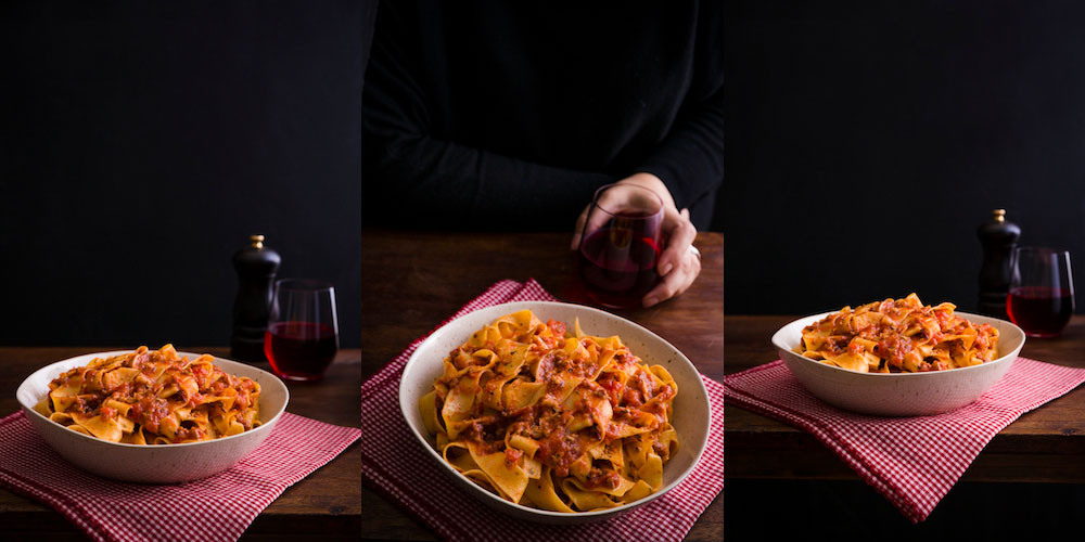 Autumn Equinox and Pappardelle Bolognese